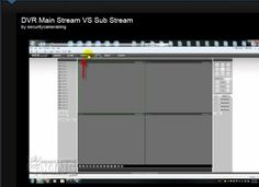 DVR Main stream and Sub Stream #mainstream #security http://lease.nef2.com/dvr-main-stream-and-sub-stream-mainstream-security/  # In this video I will show you the difference between main stream and extra stream or sub stream on your DVRs for IP cameras. So for this demonstration I will use a 16 channel mini-HD this unit has pretty much the same interface for DVR Main stream and Sub Stream as all of our DVRs and our IP cameras. DVR Main stream and Sub Stream Difference Between The DVR Main…