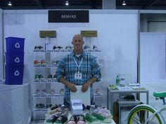 Gary Gagnon is raising funds for REMYXX cool sneakers recyclable, seen on Shark Tank on Kickstarter! REMYXX are one of a kind completely Landfill-Free Sneakers™ that represent design, fashion, and eco-accountability™. Shark Tank, Recycling, Product Launch, Men Casual, Sneakers, Vegas, Mens Tops, Inventors, Design
