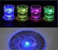 4-Long-Drink-Glass-Bottle-Cocktail-Coasters-Led-Light-Bar-Home-Colors-Bottom-Top