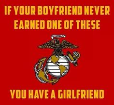 He definitely earned it, and was a BAMF. Sadly, he passed in I have his Marine Cover in my car on my dash. Miss him everyday. Marine Corps Quotes, Marine Corps Humor, Usmc Quotes, Us Marine Corps, Soldier Quotes, Qoutes, Usmc Love, Marine Love, Once A Marine