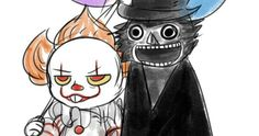 ed8db52ddc31c Pennywise and the Babadook Are Hollywood s New IT Couple