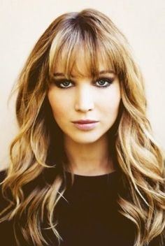 front bangs hairstyles 4