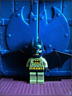 #LEGO Batman