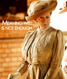 Quotes from Lady Violet