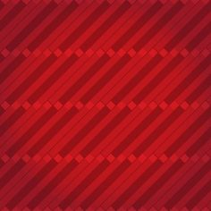 Red pattern design