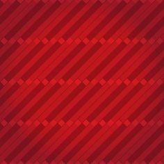 Red pattern design
