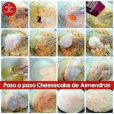 Cheesecake de Almendras