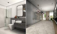 Graphite Apartments - Mim Design