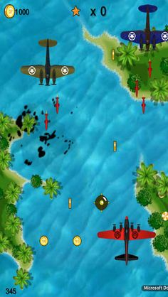 Listen with headphones for the best game effects! Take on the air battle strike and enter the war to defend the country. Destroy enemy planes from the sky. Watch out for the obstacles and tornado winds that will take you out.