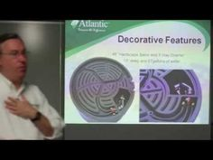 ▶ Atlantic Water Gardens, Water Pumps & LED Colorfalls - YouTube
