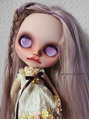 Lana (PeppadewDolls) Tags: art alpaca hair doll dolls hand natural vampire oneofakind ooak painted handpainted blythe artdoll fangs custom reroot customblythe peppadew eyechips vampiredoll sleepeyes vampireblythe handpaintedeyechips alpacareroot customvampire alpacablythe peppadewdolls