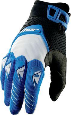 Thor Deflector Blue Gloves 1e1b04744a8