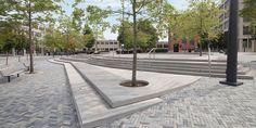 L'aménagement du parvis à la Brown University's Jewelry District Public Realm à Providence, Rhode Island a été réalisé par !melk et vient de remporter une mention honorable dans la catégorie Best Landscape de la première édition de Best of Design Awards de The Architects Newspaper.