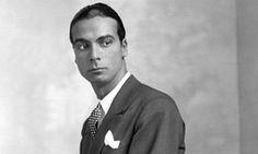 Cristobal Balenciaga (1895-1972), Spanish couturier, 1927