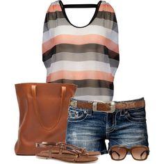 Striped Tunic :)