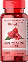 Diet & Lifestyle: Raspberry Ketones 500 mg