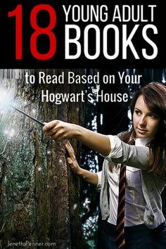 Are you a big fan of young adult books and harry Potter?  Find out 18 book recommendations based off your Hogwarts house.