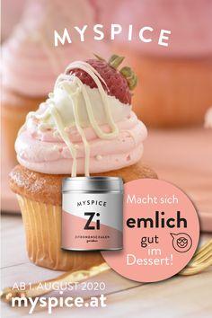 ZIEMLICH VIELSEITIG EINSETZBAR ... Wir zeigen auch gerne unsere süße Seite! Unsere rosa Dosen sind deine Helfer in der Küche wenn es um Desserts und Frühstück geht. Meistens ... Ab 1. August 2020 online bestellen - ausprobieren - und mit uns dann deine Rezepte teilen! ----------------------------------------------- myspice.at - AB 1. AUGUST 2020 ----------------------------------------------- #desserts #myspice #gewürzmischungen #freudeambacken #soschmecktdeinewelt #madeinaustria Helfer, Breakfast, Pink, Cool Desserts, World, Food Food, Recipies, Morning Coffee