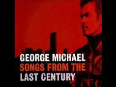 """GEORGE MICHAEL - """"The First Time Ever I Saw Your Face"""" (written by Ewan MacColl for Peggy Seeger).  (Beautiful!!)"""