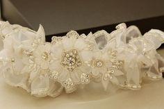 Wedding garter SET- SUNFLOWER