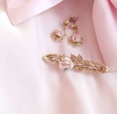 """sapphicbambi: """" pretty things passed down to me from family ♡ please don't self promote/repost my pictures! Aphrodite Aesthetic, Princess Aesthetic, Pink Princess, Cute Jewelry, Pastel Pink, Girly Things, Pretty In Pink, Marie, Jewelery"""
