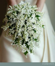 Lily of the Valley Bouquet | Lily of the Valley bouquet...$$$$$ | Bridal Bouquets