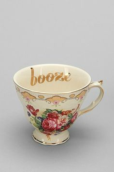 Cheeky Teacup