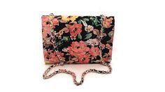 Floral HandbagTropical Flowers HandbagWomen's by MaxEllaCreationz