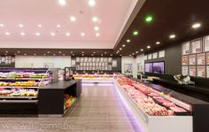 De Kleine Bassin butcher's shop by Frigomil, Kortrijk – Belgium » Retail Design Blog