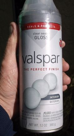 """i spray them with this, make sure it's gloss, they seem to do well in the last rain 2""""+ sunny california"""