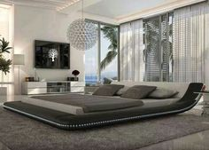 Chambre adultes zen bed extra large