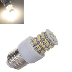 E27 2.9W Warm White 48 SMD LED Corn Light Lamp Bulb 220-240V