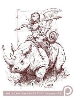 Shasta+Rhino+by+JomaroKindred.deviantart.com+on+@DeviantArt