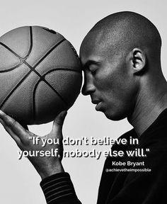Wise words by Kobe via by buildyourempire_ Kobe Quotes, Kobe Bryant Quotes, Kobe Bryant 24, Lakers Kobe Bryant, Basketball Motivation, Basketball Quotes, Women's Basketball, Volleyball, Kobe Bryant Pictures
