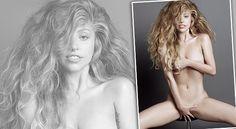 Lady Gaga se desnuda por primera vez, Gente - Semana.com Lady Gaga, Breast, Google, Fashion, Pelo Suelto, Nude, First Time, Singers, News