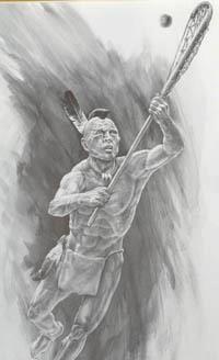 Native American Lacrosse