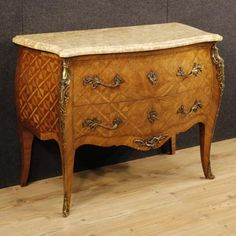 1900€ French inlaid dresser with marble top in Louis XV style. Visit our website www.parino.it #antiques #antiquariato #furniture #inlay #antiquities #antiquario #comò #commode #dresser #chest #drawer #decorative #interiordesign #homedecoration #antiqueshop #antiquestore #inlaid #marble #style #louisXV
