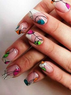 How to make a nail mask | AmazingNailArt.org