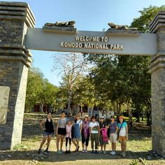 Wonderfull your holidays to Komodo national Park. Thank to Mrs. Henny to use our company - http://www.komodotours.co.id #komodotours #komodoislandtours #komododragontours