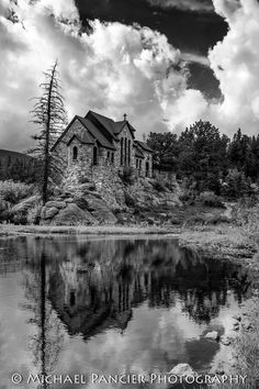 Chapel on the rock, Colorado.
