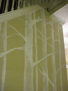 Bromeliad: DIY Birch Trees Three Ways   Fashion And Home Decor DIY And  Inspiration Part 98
