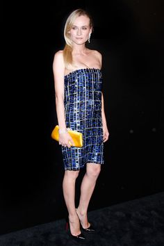Diane Kruger en Chanel http://www.vogue.fr/mode/look-du-jour/articles/diane-kruger-en-chanel-6/16175