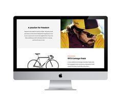 Hopscotch Bicycle Co. on Behance