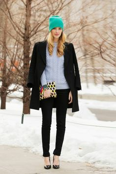 Street Style- New York Fashion Week Fall 2014