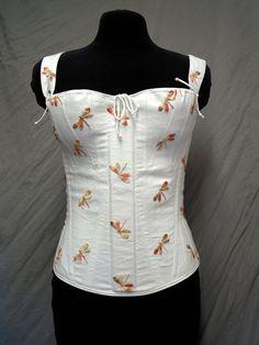 Jane Austen style corset