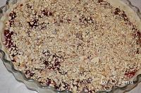Tarta cu gem si nuci(de post) - LaLena.ro Deserts, Pie, Food, Tart, Torte, Postres, Fruit Cakes, Desserts, Hoods