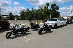 Die Bikerhochzeit in Güstrow Landkreis Rostock