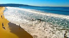 #Hermosa #Beach | Where to Surf in Los Angeles | Discover Los Angeles