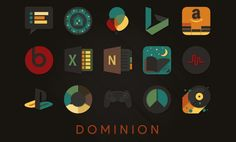 Dominion Icon Pack V1.4