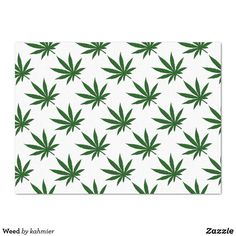 Weed Tissue Paper